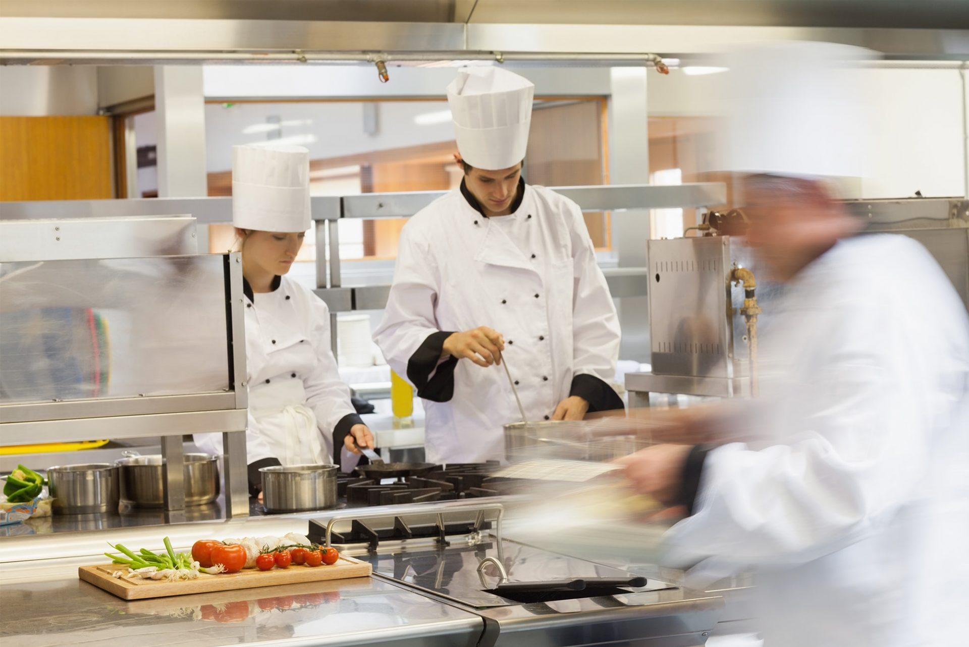 Szkolenia dla pracowników restauracji