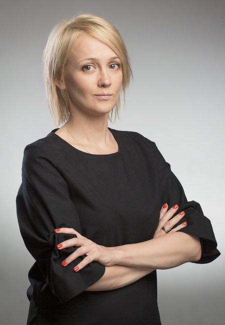 Magdalena Błaszczyk Akademia Liderów Gastronomii