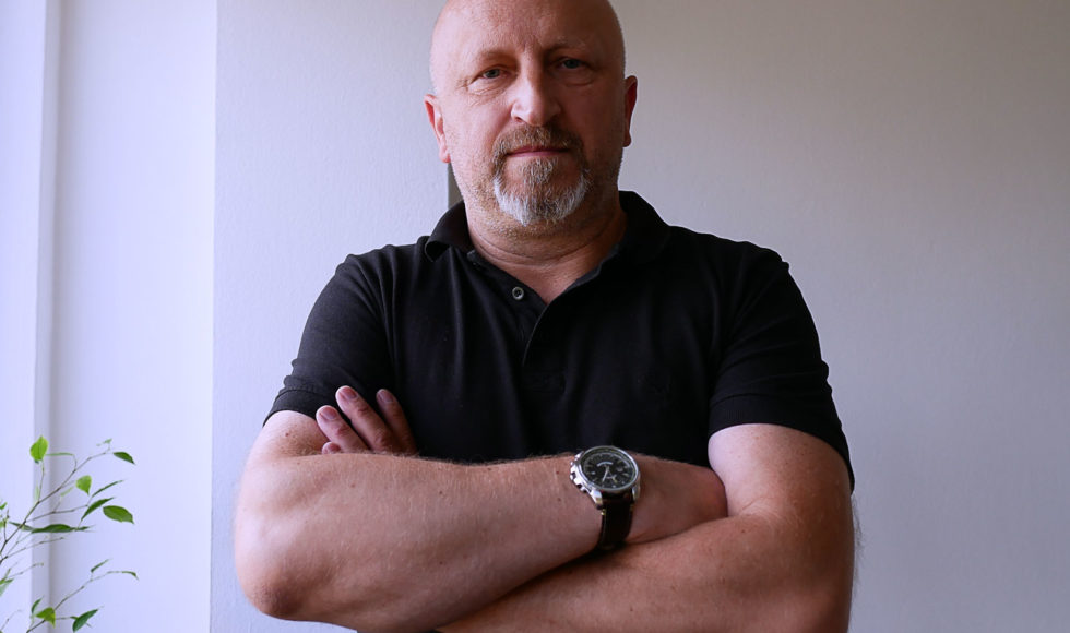 Mariusz Rabenda, manager gastronomii, akademia liderow